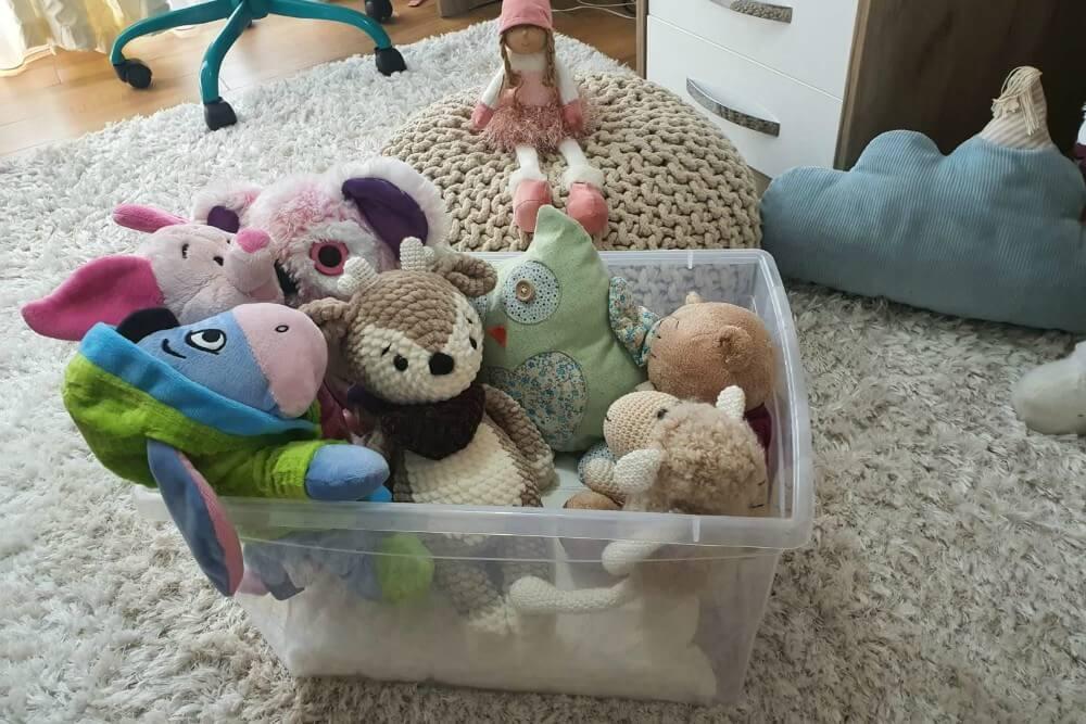 kutija za čuvanje igračaka Pobeda Compani 1
