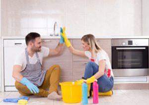 Plastični program za održavanje čistoće
